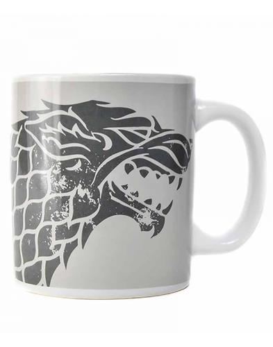 House Stark GAME OF THRONES Gift Boxed Mug