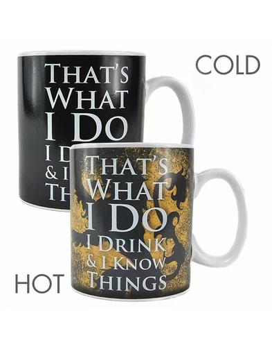 Game of Thrones Tyrion Heat Mug
