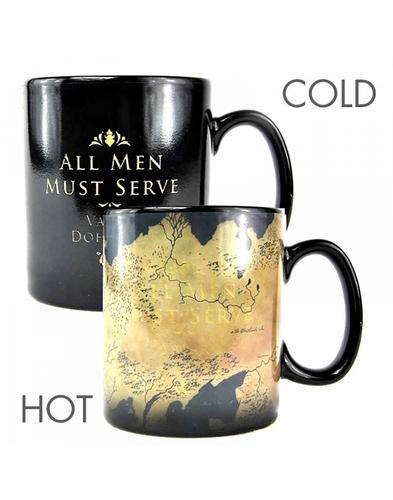Valar Morghulis GAME OF THRONES Heat Changing Mug