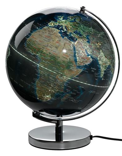 GENTLEMEN'S HARDWARE Retro City Lights Globe Lamp