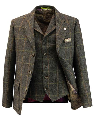 Grouse GIBSON LONDON Matching Blazer & Waistcoat