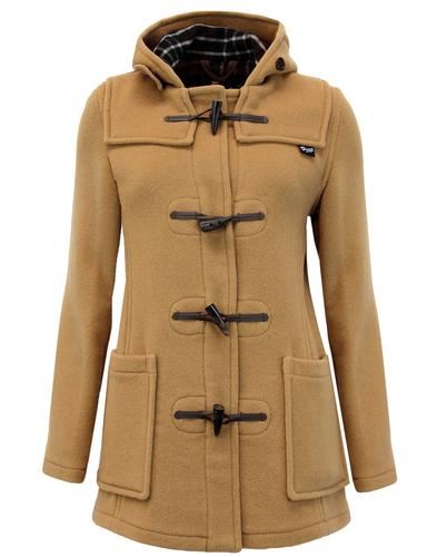 GLOVERALL Made in England Women's Duffle Coat (C)