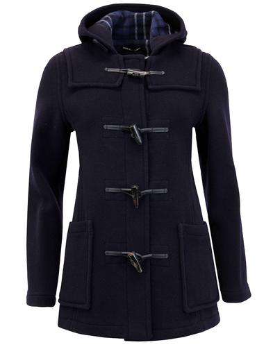 GLOVERALL Made in England Women's Duffle Coat (N)