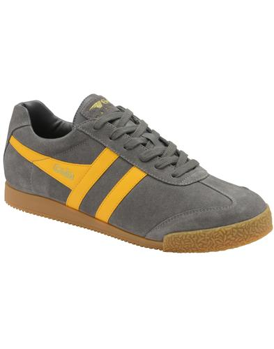 GOLA Harrier Suede Mens Retro 1970s Trainers (A/S)