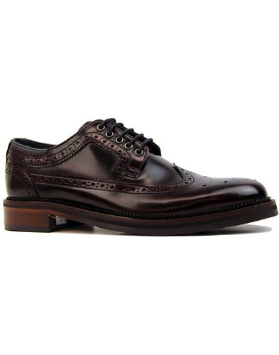 Walker GOODWIN SMITH Mod Rub Off Hi Shine Brogues
