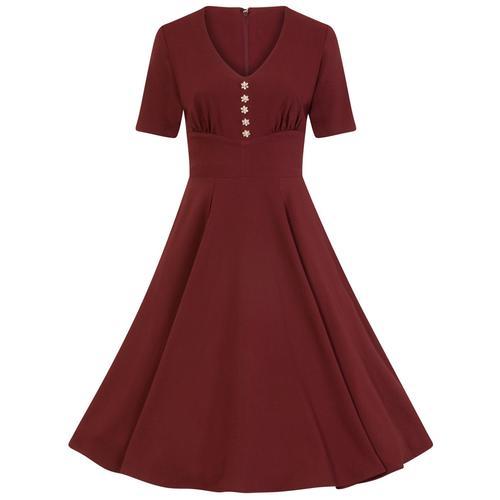Retro Vintage Dresses Womens 60s Mod Dresses