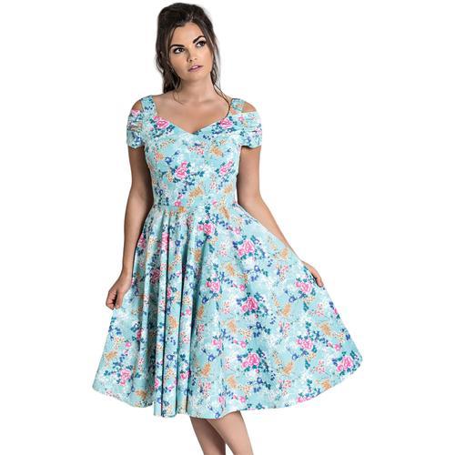 f3389649e0 Yoko HELL BUNNY 50 s Vintage Pastel Floral Dress