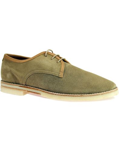 Agadir HUDSON Mod Lightweight Suede Derby Shoes S