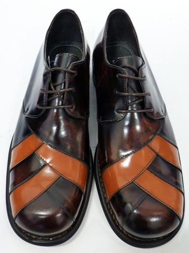 Zodiac IKON ORIGINAL Retro Mod Panel Shoes B/T
