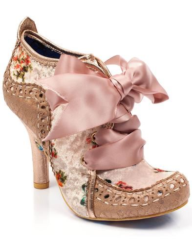28557de4cabfb Abigail s 3rd Party IRREGULAR CHOICE Boots in Gold