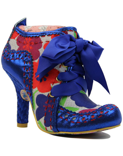irregular choice abigails third party shoe boots
