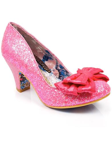 Ban Joe IRREGULAR CHOICE 80s Neon Retro Heels P
