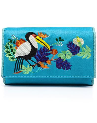 Birdy Beauty IRREGULAR CHOICE Travel Wallet (T)