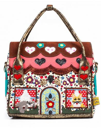 Doghouse IRREGULAR CHOICE Retro Handbag