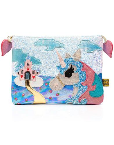 Irregular Choice King of the Castle Unicorn Pouch