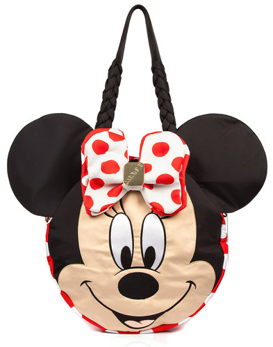 Why Hello! IRREGULAR CHOICE Mickey & Minnie Bag