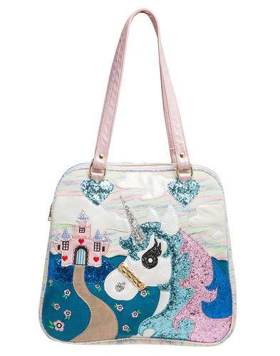 King of the Castle IRREGULAR CHOICE Unicorn Bag