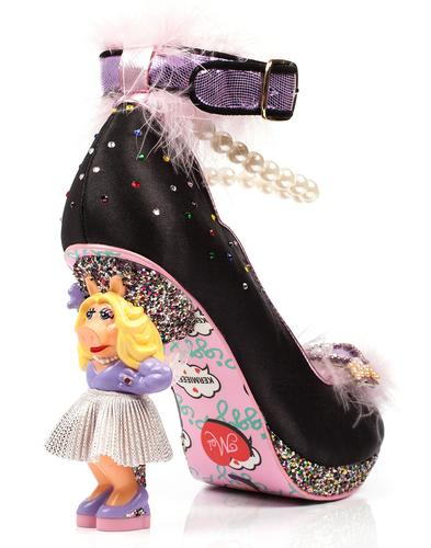 All About Moi IRREGULAR CHOICE x MUPPETS Heels