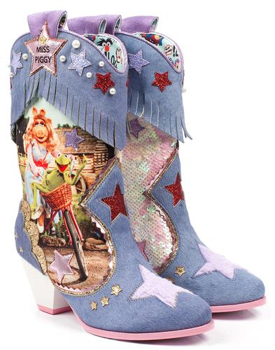 Shes Hip Hes Hop IRREGULAR CHOICE x MUPPETS Boots
