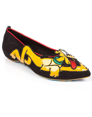 Irregular Choice Mickey Mouse Pluto Shoes Disney
