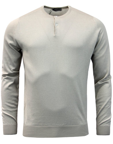Wembury JOHN SMEDLY Made in England Henley Shirt