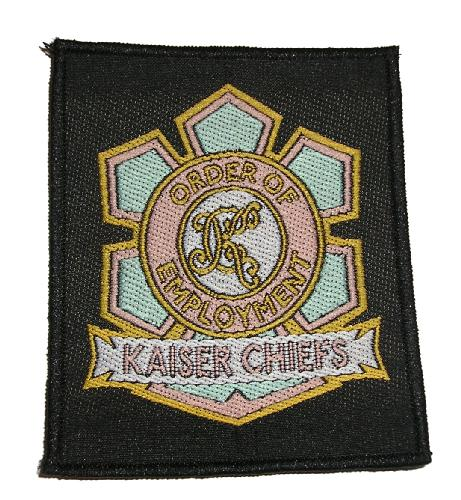 'Kaiser Chiefs Patch 1'