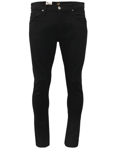 Luke LEE Mod Slim Tapered Clean Black Denim Jeans