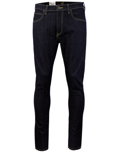 Luke LEE Mod Slim Tapered Urban Dark Denim Jeans
