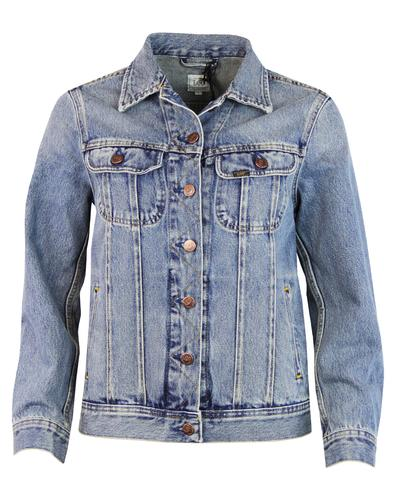 LEE 90s Rider Women's Retro Indie Denim Jacket