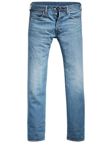 LEVI'S 501 Original Straight Jeans ROCKY ROAD COOL