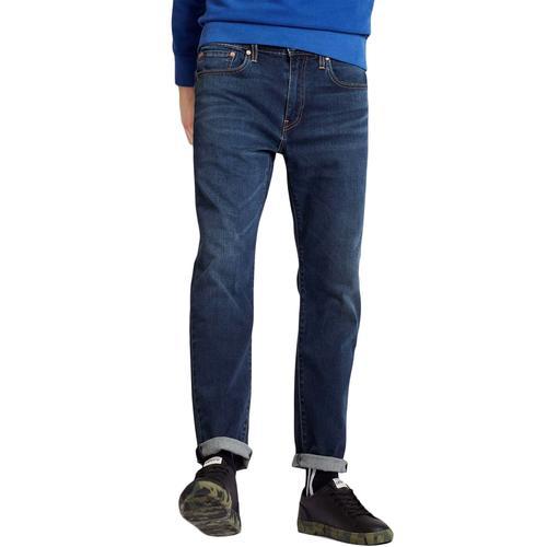 945c2abd Levi's 502 Men's Retro Mod Taper Fit Denim Jeans in Adriatic Adapt