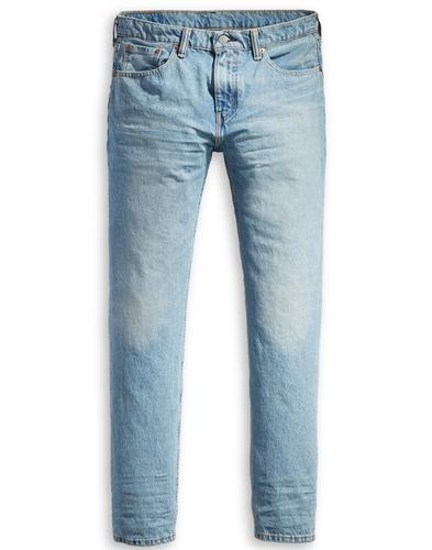 LEVI'S 502 Regular Tapered Mod Denim Jeans WITCH