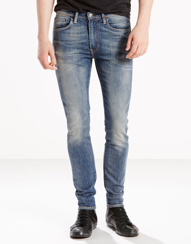 Levi's 519 extreme skinny fit jeans wilderness