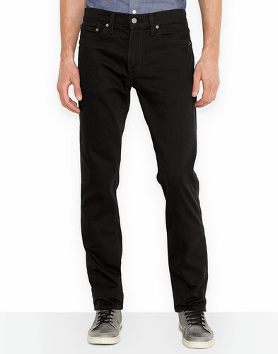 levis 511 retro mod slim denim jeans black rinse
