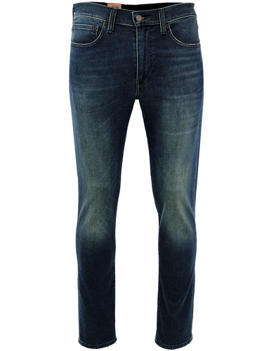 levis 511 retro indie mod slim jeans 4 barrel blue