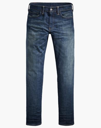 LEVI'S 511 Retro Mod Slim Denim Jeans STOJKO BLUE