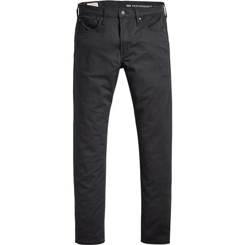 33e43369cbe Levi's 512 Men's Retro Mod Slim Taper Fit Chinos in Caviar Black