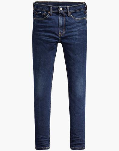 levis 519 retro mod extreme skinny jeans gritt 519