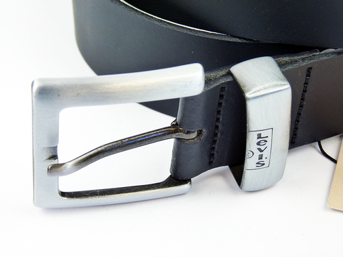 Albert LEVI'S® Retro Mod Belt with Logo Keeper