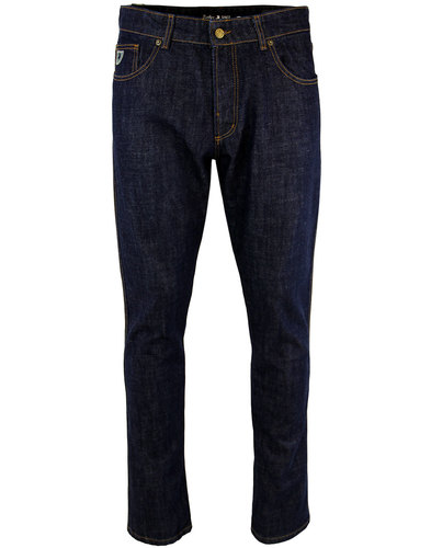 Terrace LOIS Retro Regular Tapered Denim Jeans
