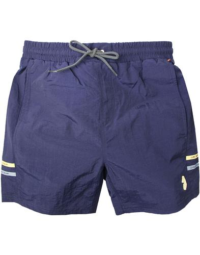 Ragy LUKE 1977 SPORT Men's Retro Swim Shorts NAVY