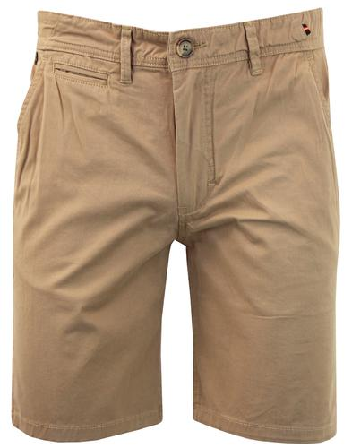 Corbitt LUKE Men's Military Chino Shorts SAND
