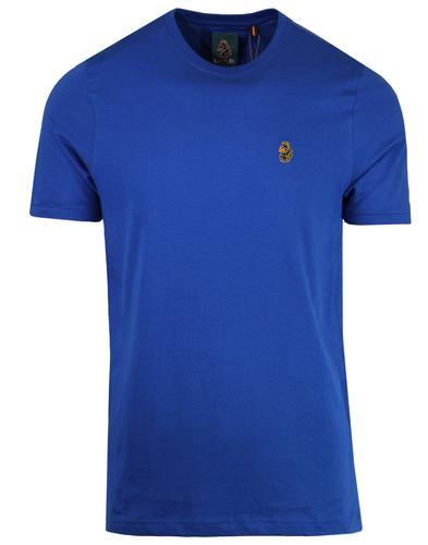 Traff LUKE Men's Retro Indie Crew Neck T-Shirt PB