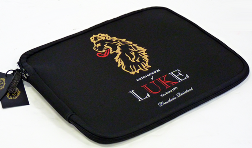 Monroe LUKE 1977 Padded Indie Lion Laptop Case