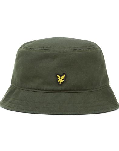 LYLE & SCOTT Retro 1990s Indie Bucket Hat (LG)