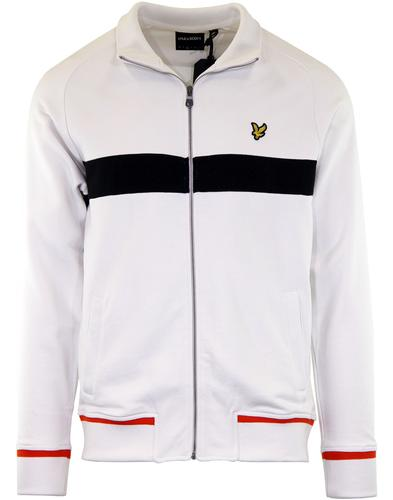 LYLE & SCOTT Retro 80's Chest Panel Track Jacket W