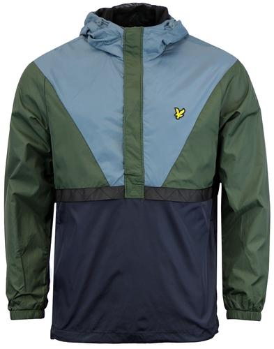 LYLE & SCOTT Retro 80s Showerproof Overhead Jacket