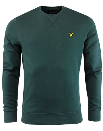 LYLE & SCOTT Retro Mod Crew Neck Sweatshirt