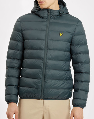 LYLE & SCOTT Retro 80s Lightweight Puffer Jacket