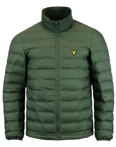 LYLE & SCOTT Retro Wadded Funnel Neck Jacket (G)